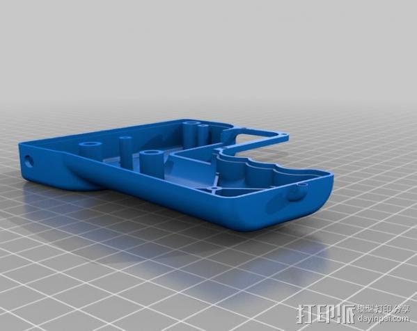 改装后的冲浪板牵引器 3D模型  图7