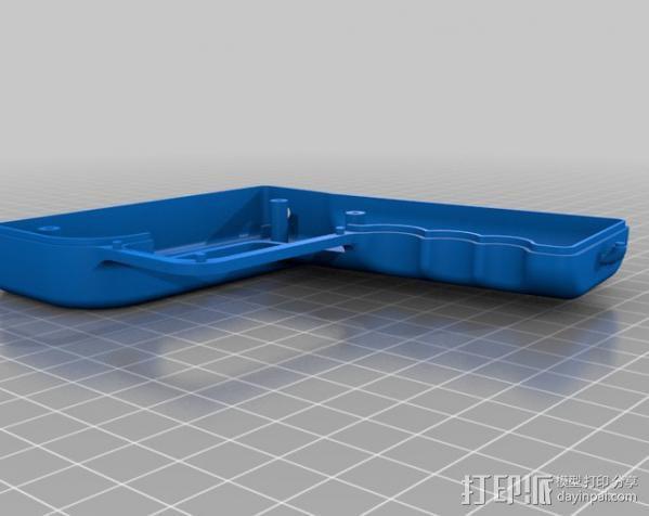 改装后的冲浪板牵引器 3D模型  图8