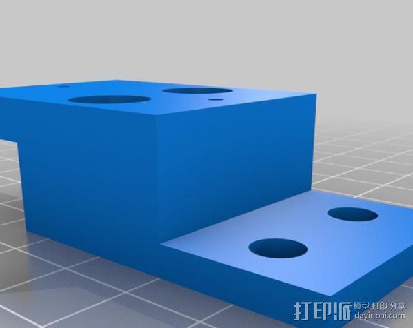 手机阅读器测试器 3D模型  图3
