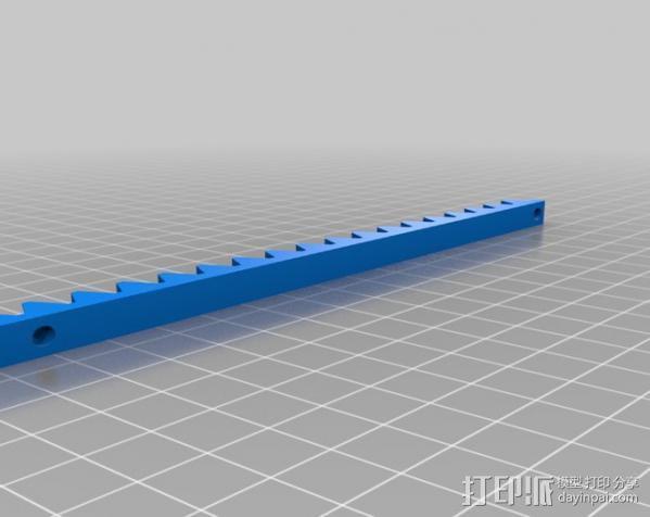 手机阅读器测试器 3D模型  图5
