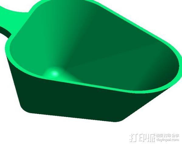 现代版传统水杯 3D模型  图2