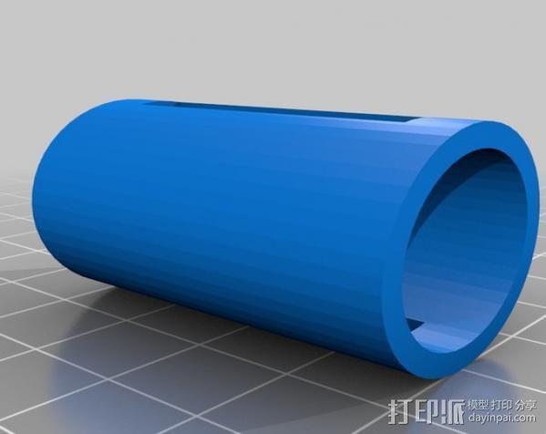 水下滑翔机设计 3D模型  图3