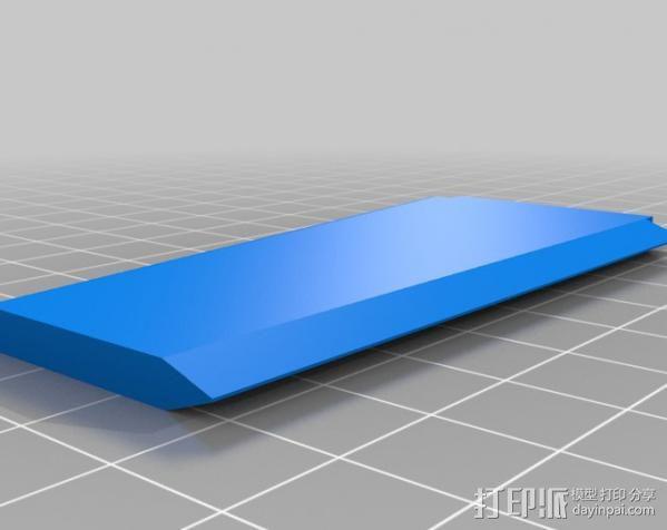 水下滑翔机设计 3D模型  图7