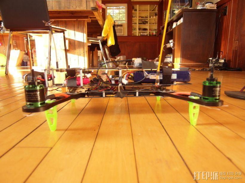 400尺QAV 3D模型  图1