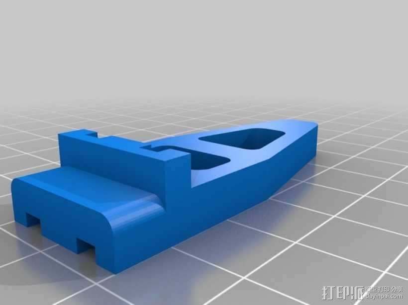 400尺QAV 3D模型  图2