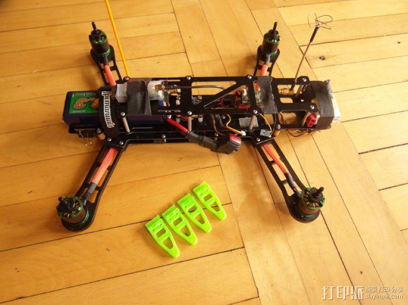 400尺QAV 3D模型  图3