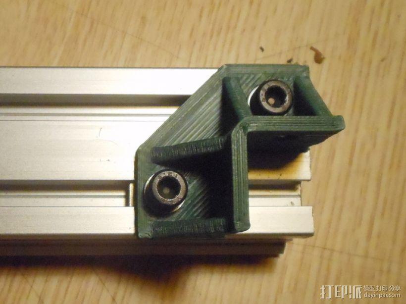 20mm挤压器 3D模型  图7