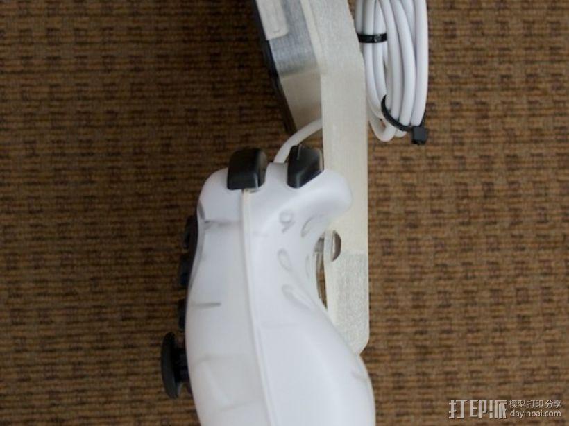 60beat iPhone安装控制器 3D模型  图2