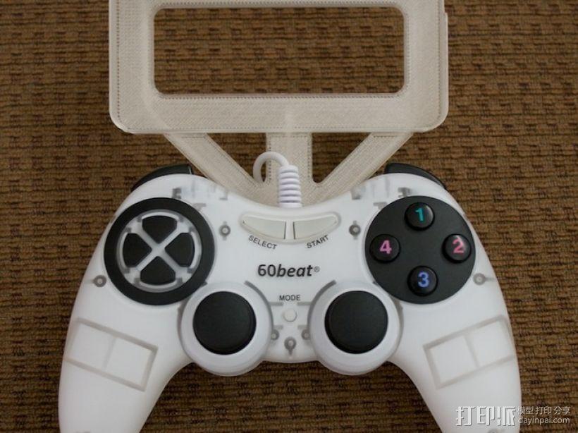 60beat iPhone安装控制器 3D模型  图3