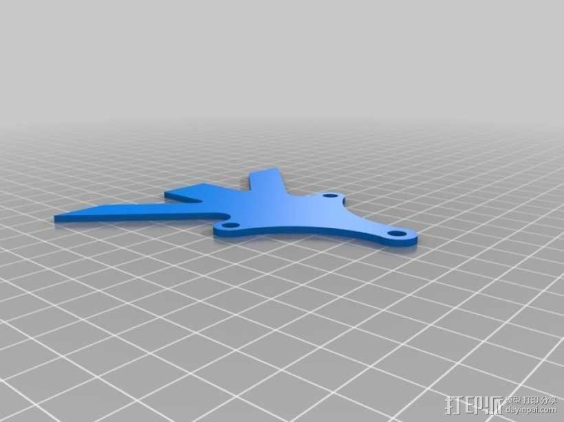 60beat iPhone安装控制器 3D模型  图5