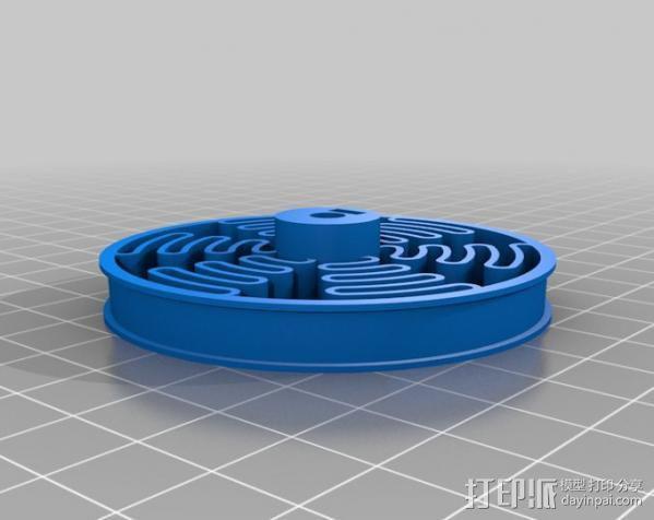 Bas车轮 v1.14 3D模型  图7