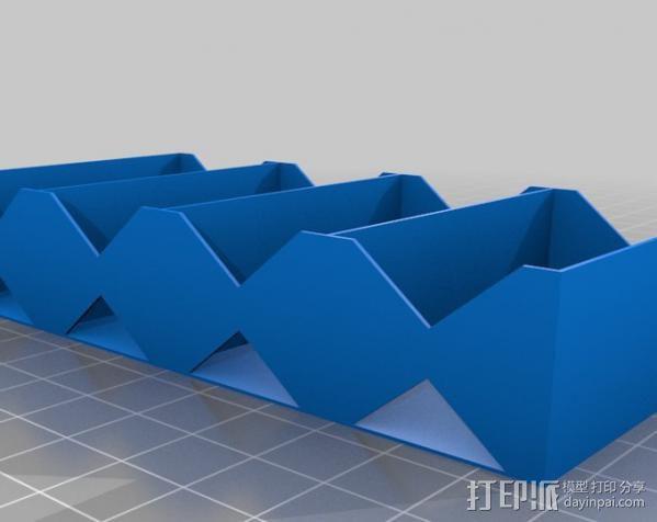 电池座 3D模型  图10