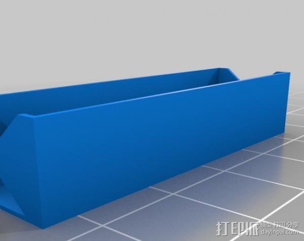 电池座 3D模型  图15