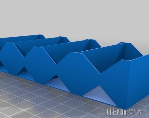 电池座 3D模型  图18