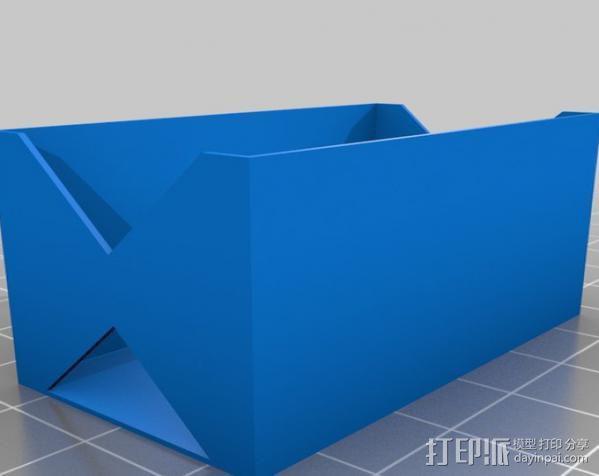 电池座 3D模型  图16