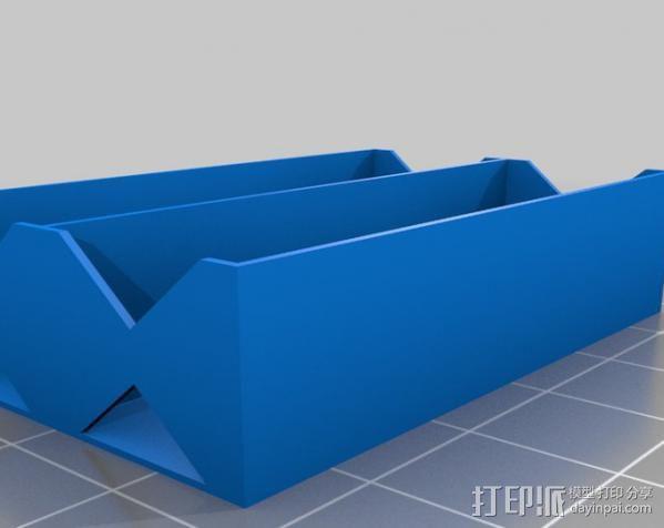 电池座 3D模型  图17