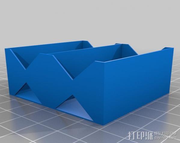 电池座 3D模型  图20