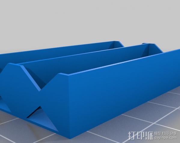 电池座 3D模型  图19