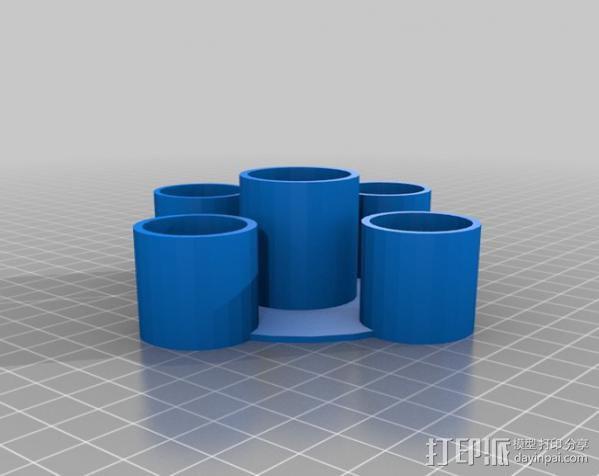 防漏嵌条 3D模型  图1