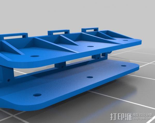 定制旱冰鞋 3D模型  图7