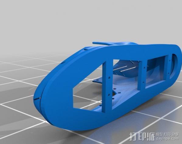 定制旱冰鞋 3D模型  图8