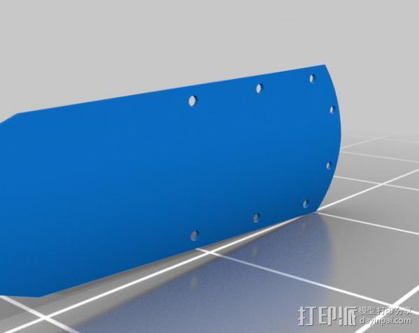 定制旱冰鞋 3D模型  图12