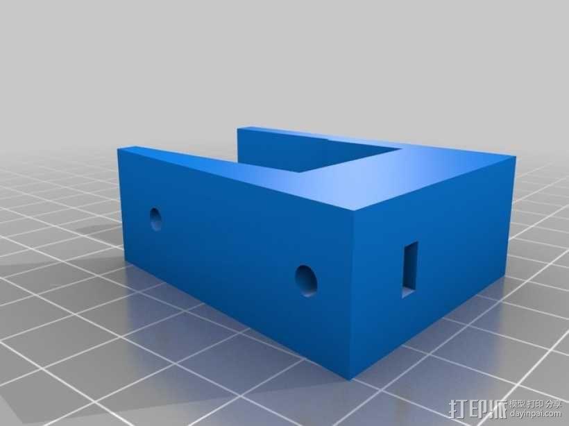 软弹气枪填料 3D模型  图3