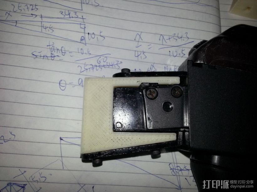 软弹气枪填料 3D模型  图2