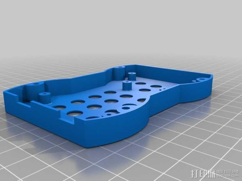 R3盒子 3D模型  图3