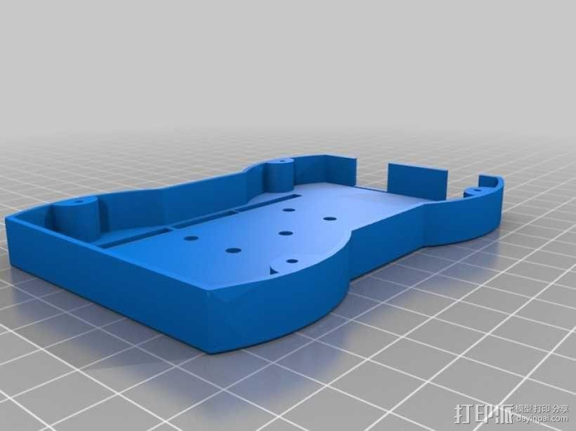 R3盒子 3D模型  图2