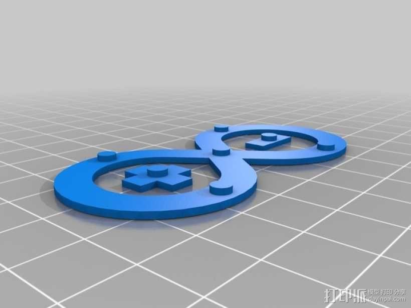 R3盒子 3D模型  图4