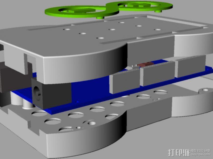 R3盒子 3D模型  图5