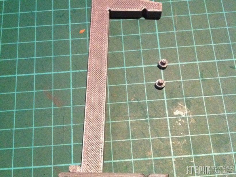 Hobby clamp夹子 3D模型  图5