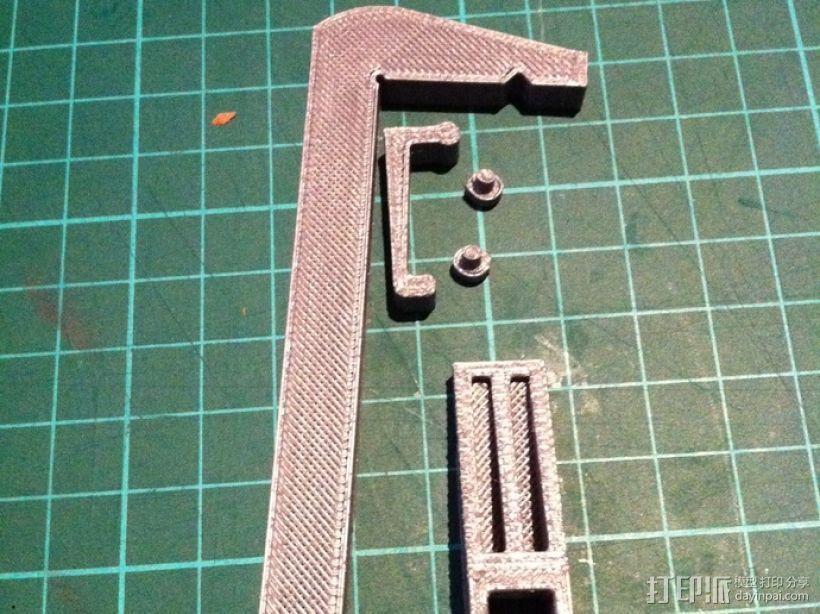 Hobby clamp夹子 3D模型  图4