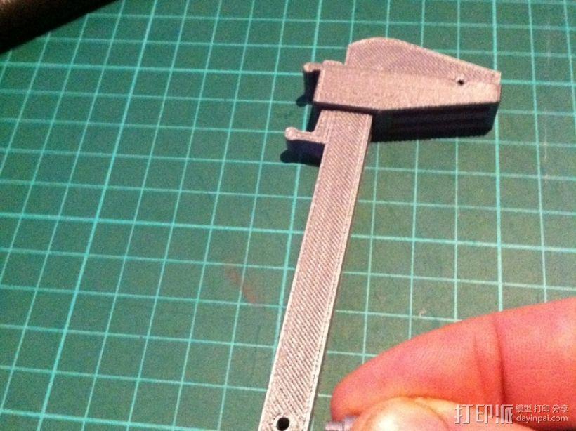 Hobby clamp夹子 3D模型  图6