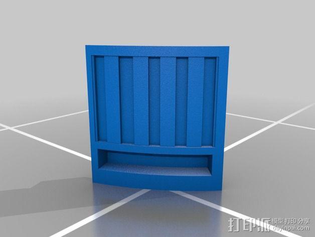 R2D2皮肤外观 3D模型  图3
