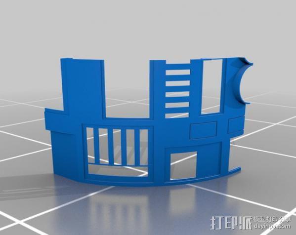 R2D2皮肤外观 3D模型  图15