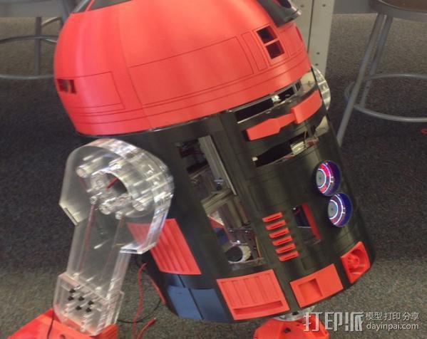 R2D2皮肤外观 3D模型  图12