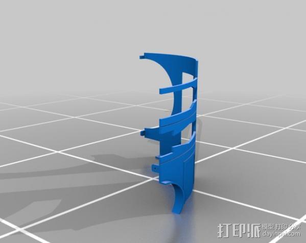 R2D2皮肤外观 3D模型  图20