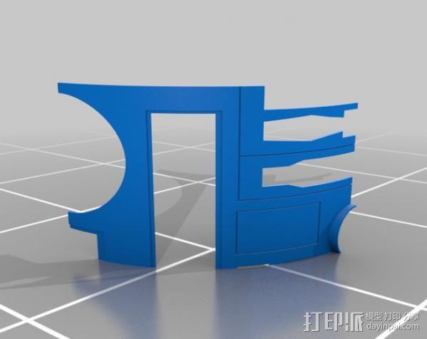 R2D2皮肤外观 3D模型  图21