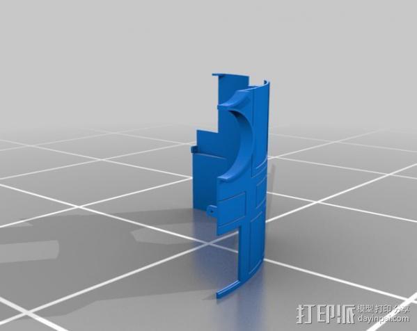 R2D2皮肤外观 3D模型  图22