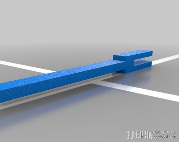 3D打印的飞机 3D模型  图3