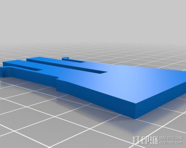 keycam808 3D模型  图4