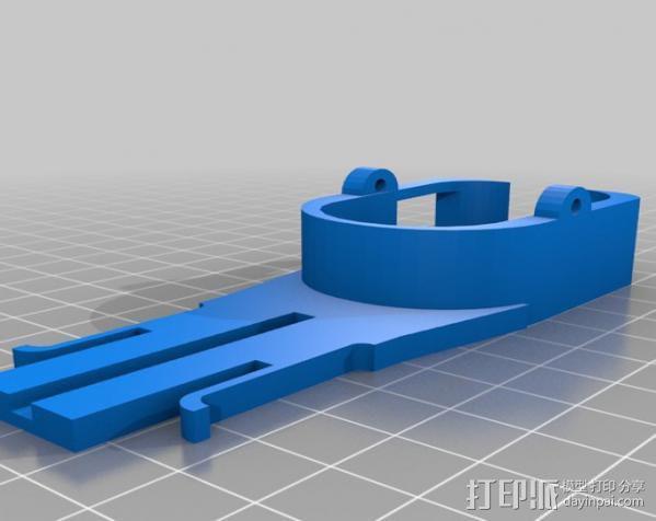 keycam808 3D模型  图3