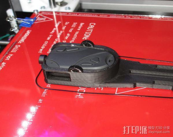 keycam808 3D模型  图2