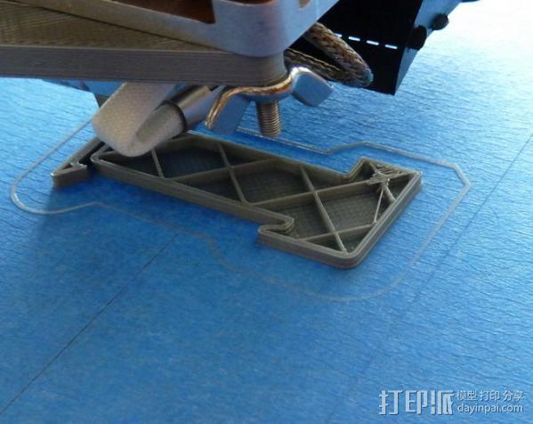 PCB视频安装 3D模型  图2