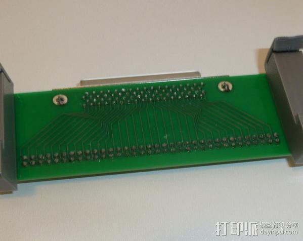 PCB视频安装 3D模型  图8