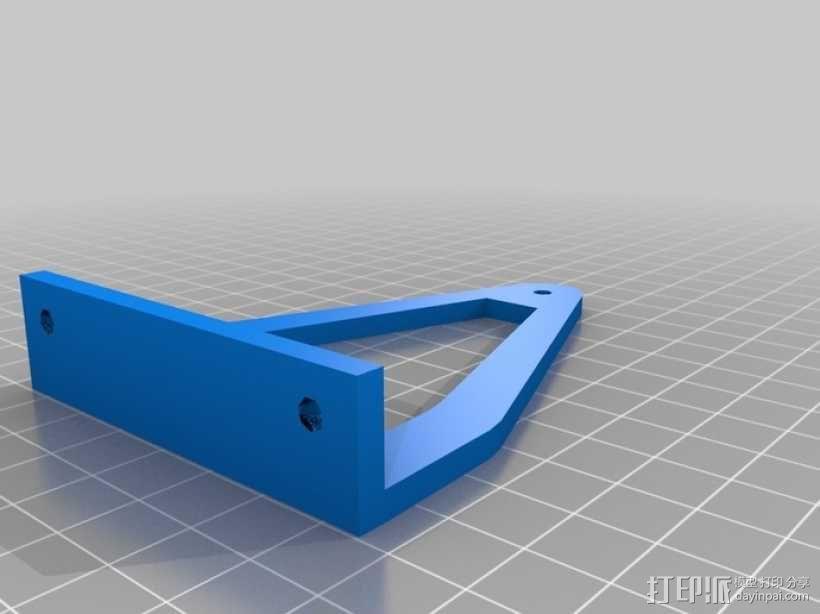 小型卷机 3D模型  图5