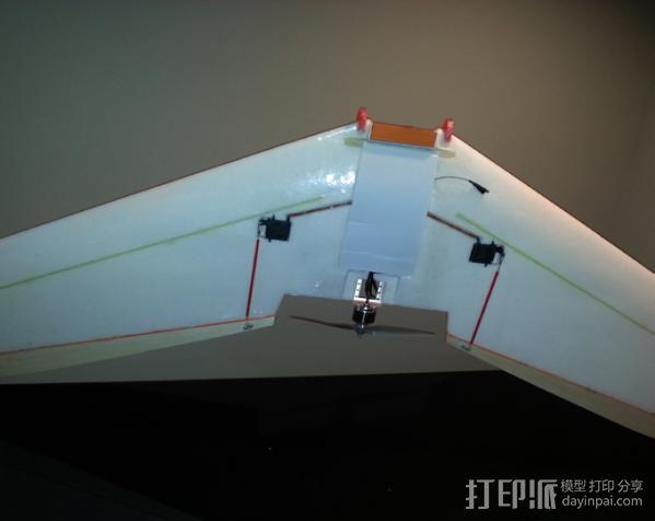 Z2 FPV / UAV 3D模型  图5
