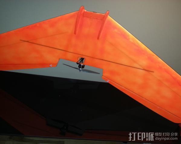 Z2 FPV / UAV 3D模型  图4